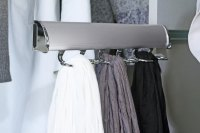 MasterSuite® Elite Scarf Rack