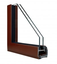 Profile of Hope's® Landmark175 Operable Window with Thermal Evolution Technology