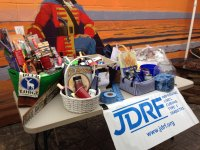 Zurn Fundraising for JDRF