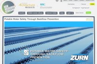 Zurn Potable Water CEU on TCA