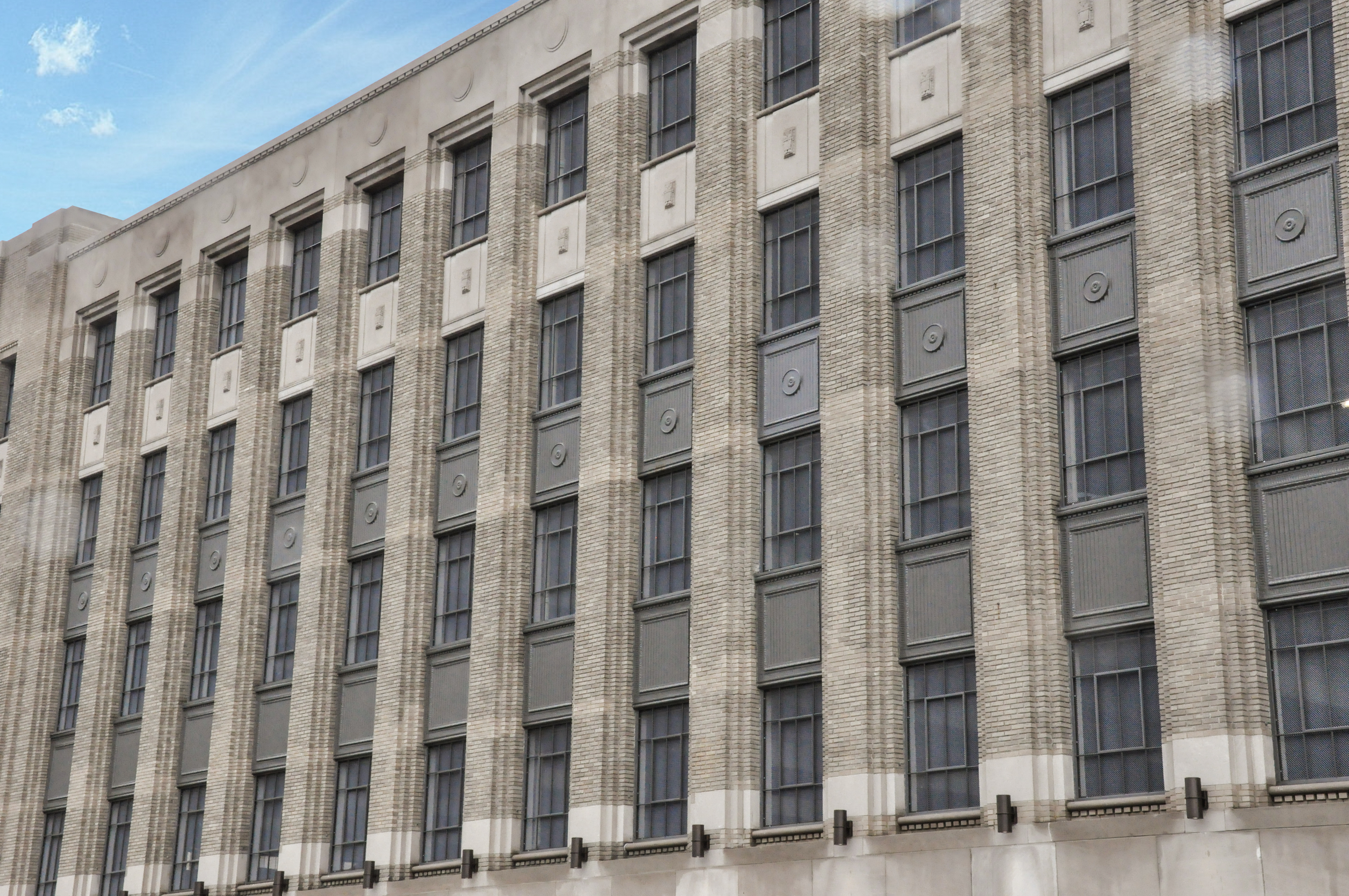 Historic Parking Garage In Downtown Detroit Renovated And