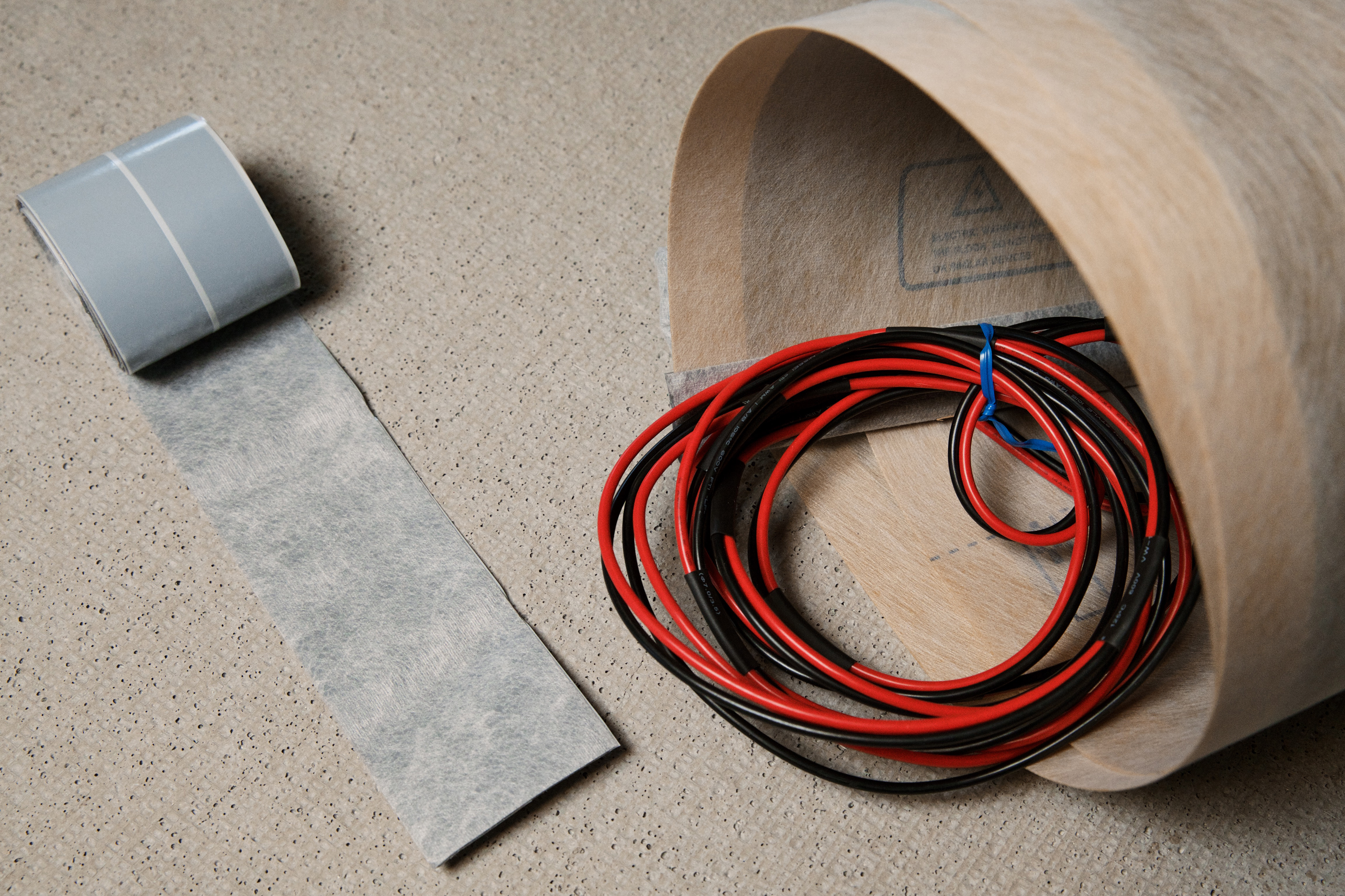 tec® skill set™ adds ul-approved in-floor heat system at select