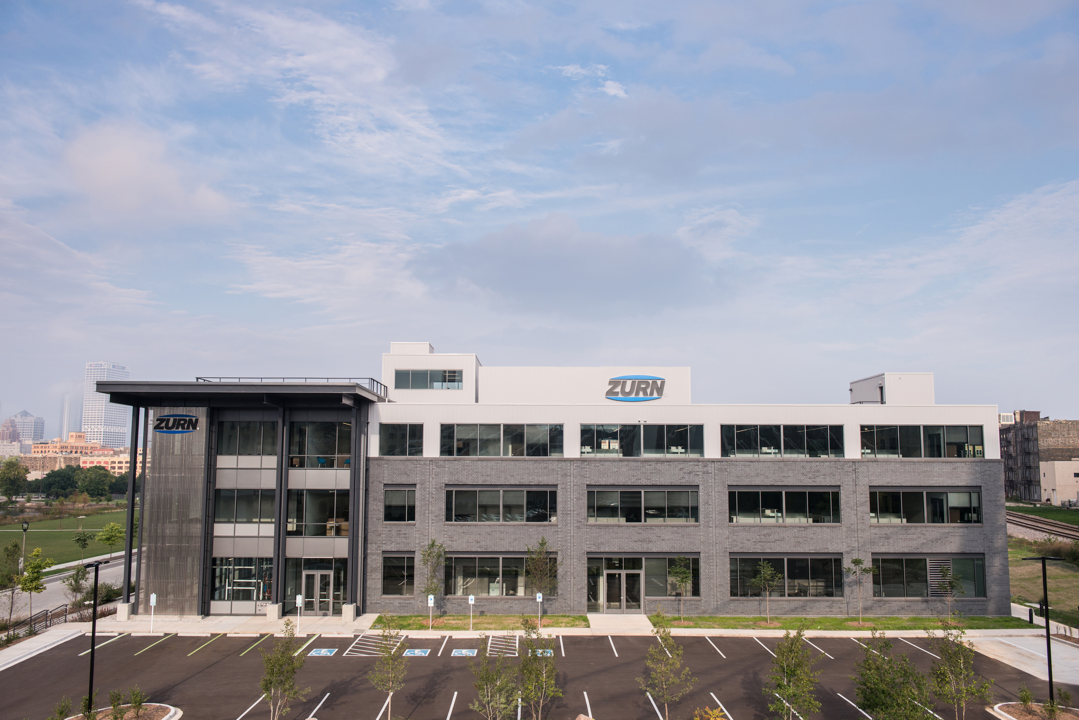 Zurn Headquarters Earns LEED® Gold Certification | LarsonO